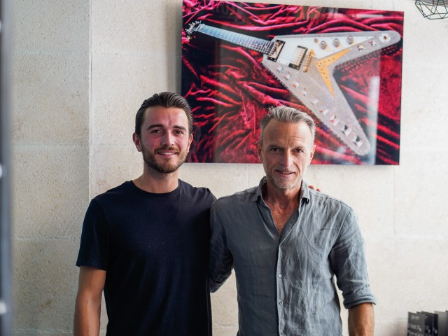 LES VAILLANT Carl (le Fils) & Stéphane (le Père)