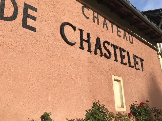 LES VAILLANT Château de Chastelet - en Biodynamie
