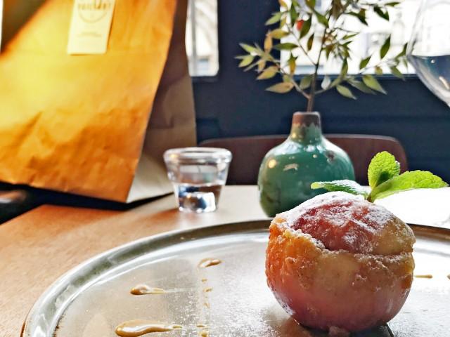 LES VAILLANT DESSERT - POM-Amande Gourmande