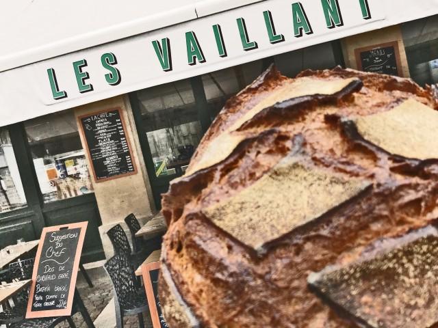 LES VAILLANT Le Pain de L'Atelier Landry chez Les Vaillant