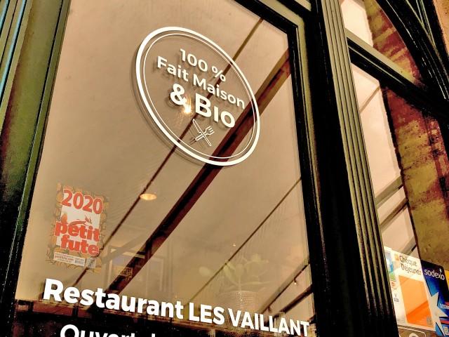 LES VAILLANT Notre Cuisine : 100% Fait Maison & Bio