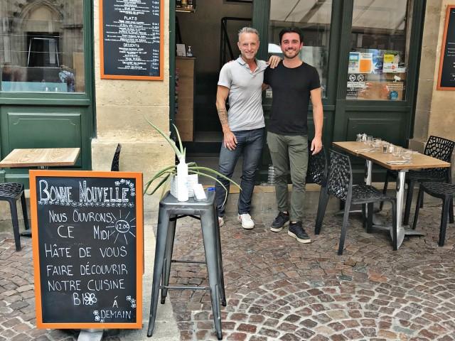 LES VAILLANT Ouverture du restaurant - 1er Juillet 2020