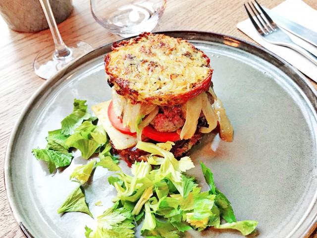 LES VAILLANT PLAT - Bio-Burger des Vaillant -