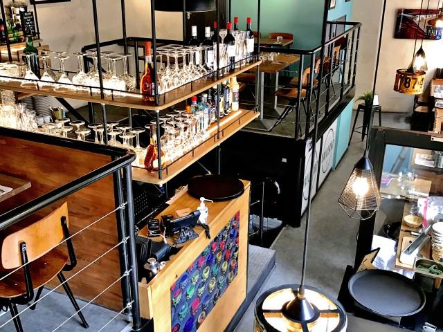 LES VAILLANT RdC Bar et Mezzanines
