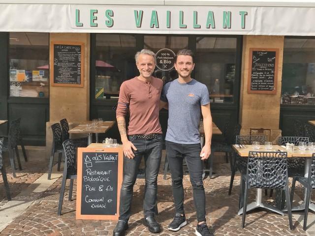 LES VAILLANT Stéphane & Carl Vaillant - Père & Fils